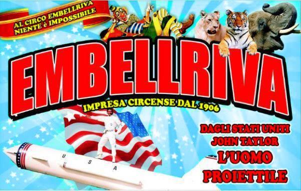 Circo Embell Riva a Taverna