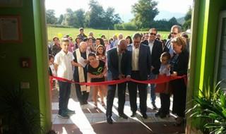 Inaugurazione Polo Scolastico Snaily, il 14-09-2014